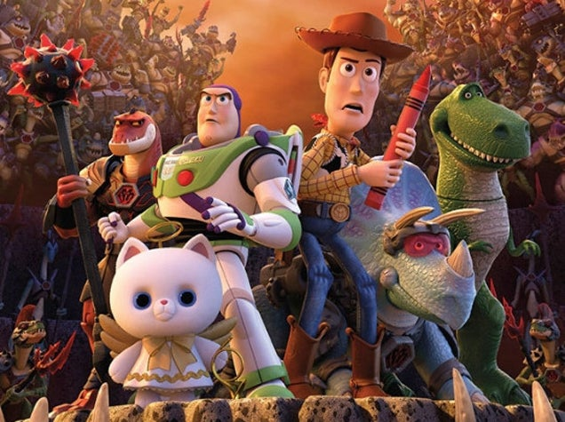 Pixar Is Making Toy Story 4, Huzzah
