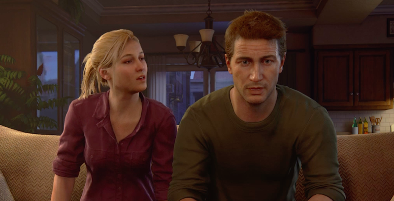 Let's Talk About That One Scene In Uncharted 4