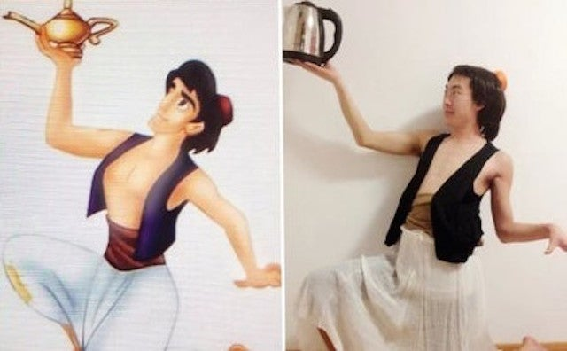 Man or Woman, This Guy Cosplays Everyone