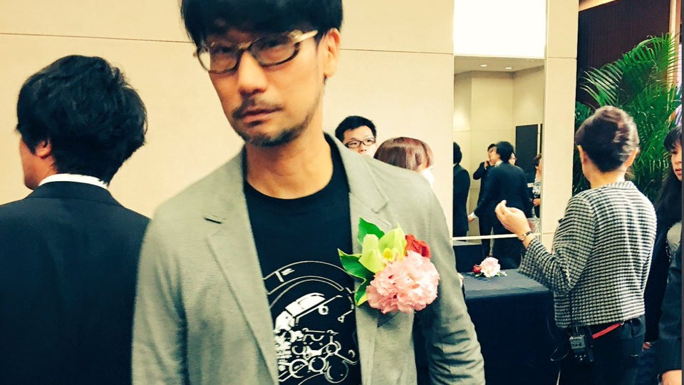 Hideo Kojima Gives an Update on His New Game