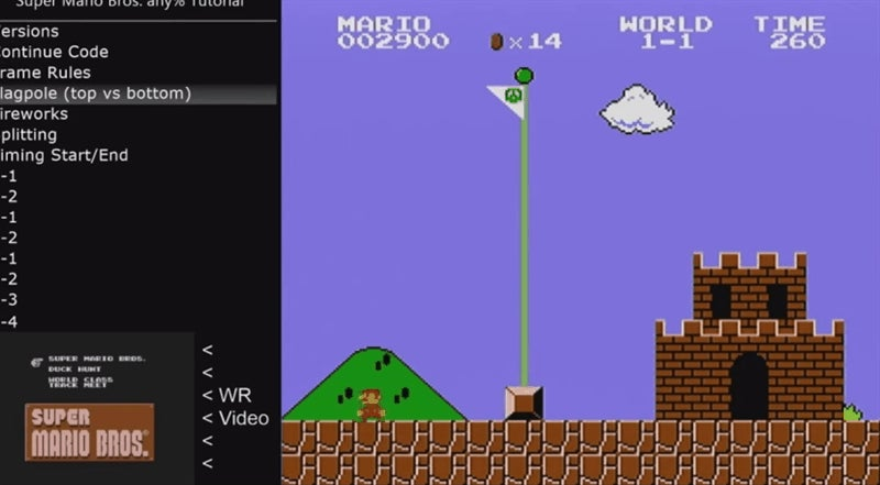 Why It's Taking Years To Shave Seconds Off The World Record For Super Mario Bros.