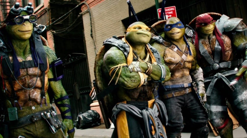 Producer Says There Likely Won't Be A Teenage Mutant Ninja Turtles 3