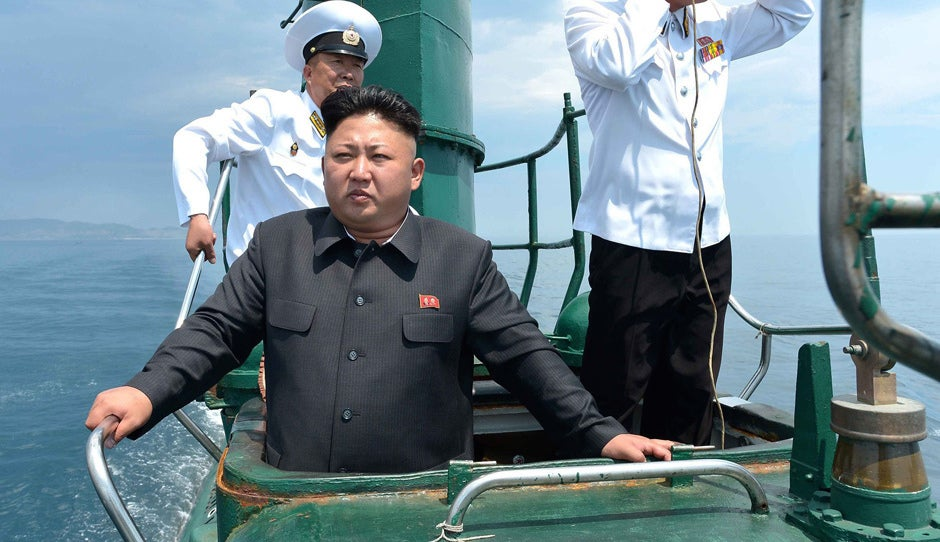 North Korea's Brand New Ballistic Sub Discontinued by Soviets in 1990