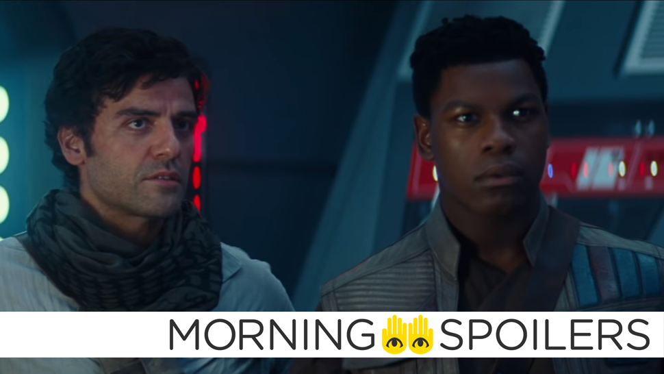Updates From The Rise Of Skywalker, Titans, And More