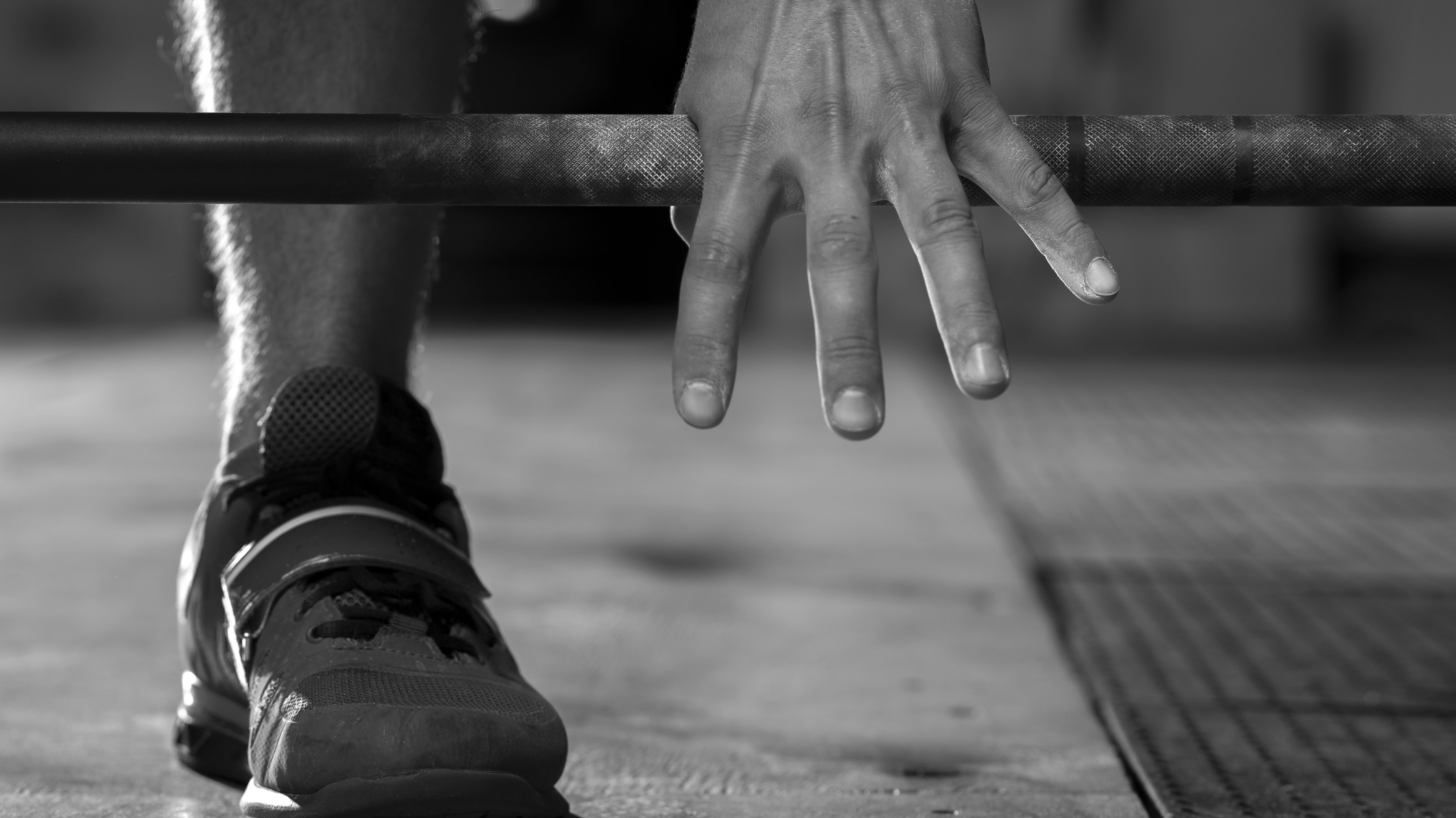 Let's Get Weird And Try A One Handed Deadlift