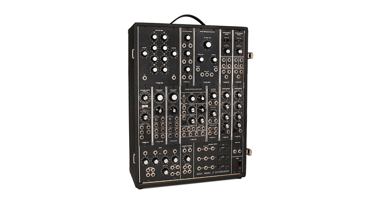 Moog's Gigantic Modular Synthesizers Are Getting a New Lease on Life