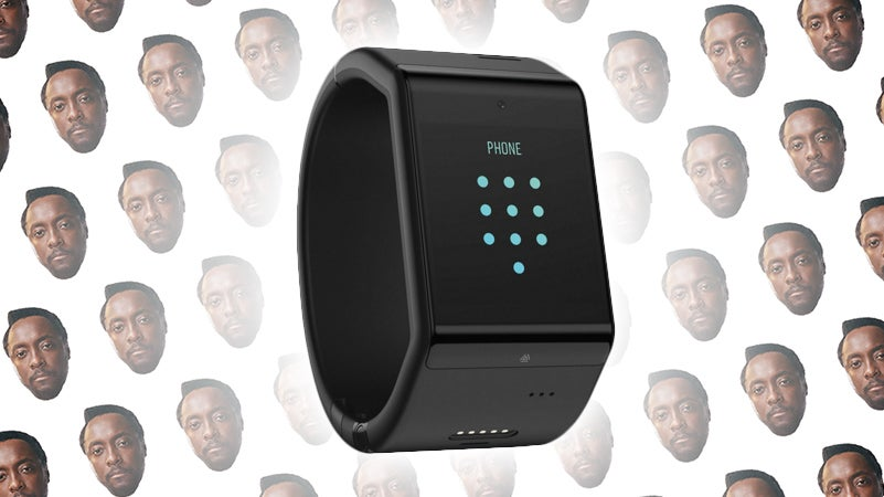 Will.i.am Thinks We're Idiots, Makes Another Smartwatch