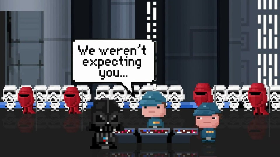 Disney Kills Star Wars Game Without Telling Creator