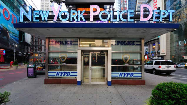 NYPD Scrubbed Wikipedia Entries on Police Brutality and No One Cared
