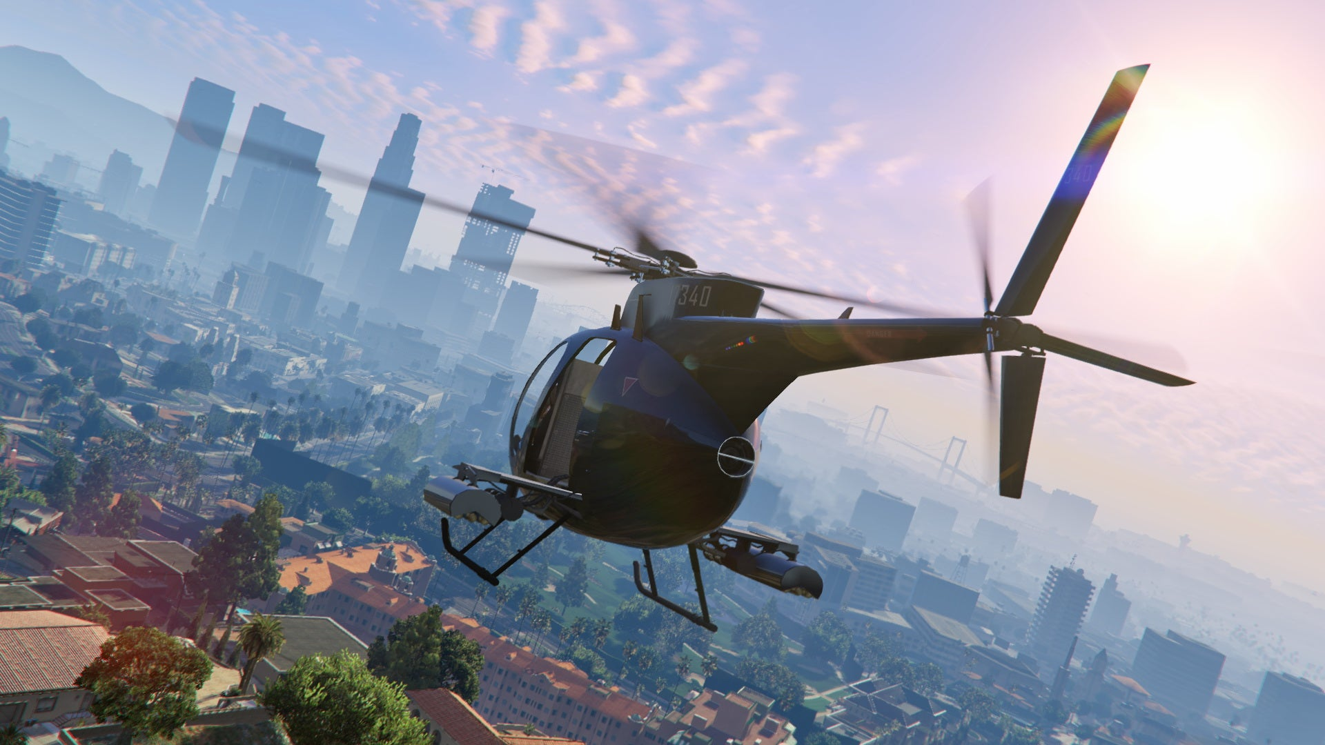 New-Gen Grand Theft Auto V Will Be Out In November, With More Stuff