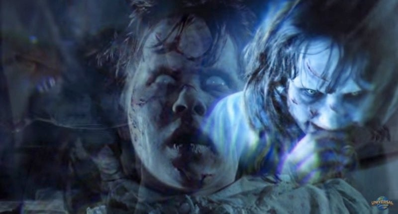 The Exorcist Tranforms Into A 'Vomit-Wrenching' Theme-Park Attraction For Halloween