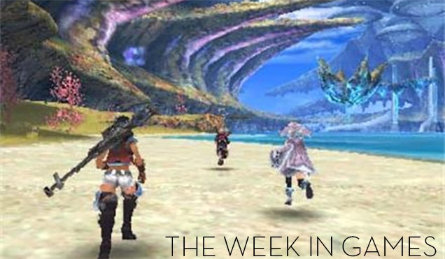The Week In Games: Xenoblade Take Two