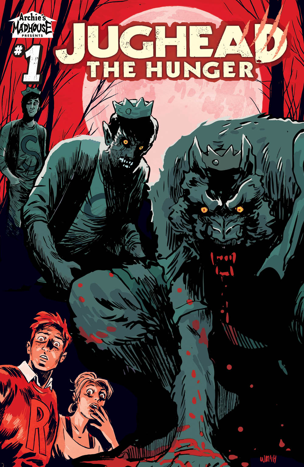 Werewolf Jughead Will Return For His Own Ongoing Comic