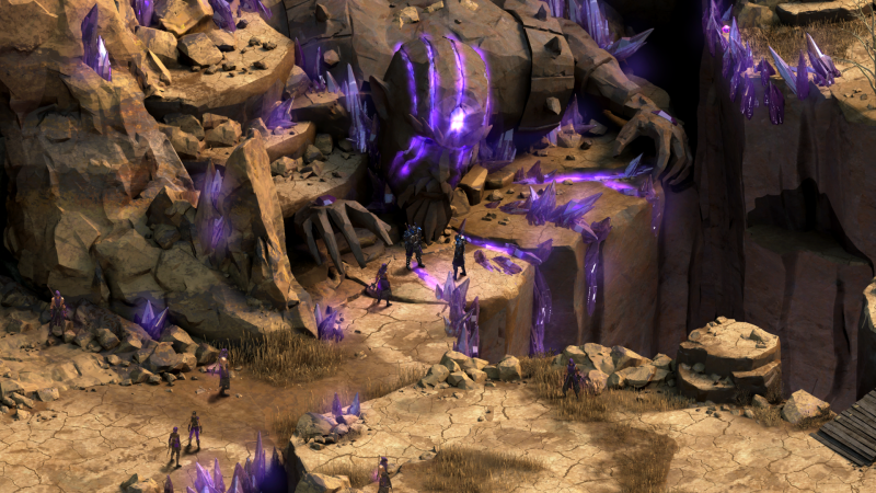 Tyranny Emerged From The Game That Nearly Sank Obsidian