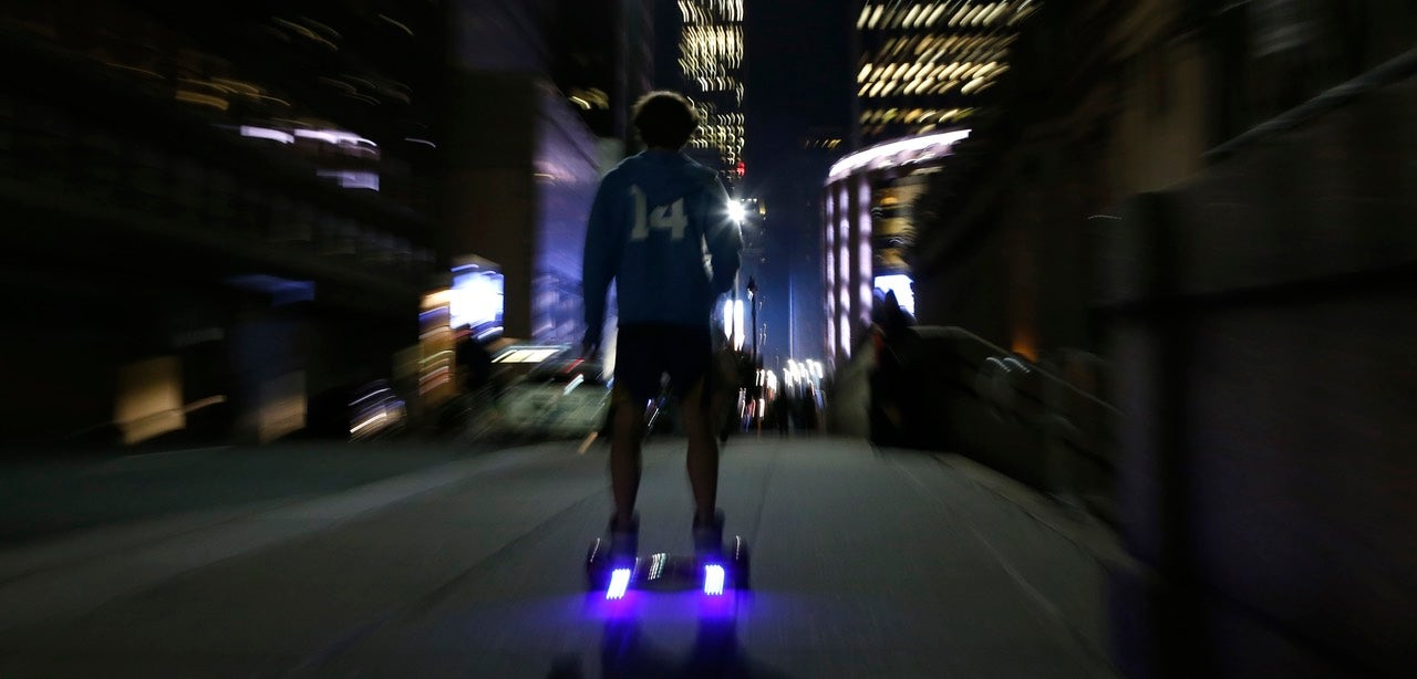 My Google Alert for 'Hoverboard' Is Officially Ruined