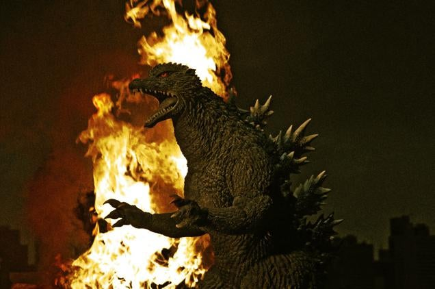 Japan Is Finally Making a New Godzilla Movie
