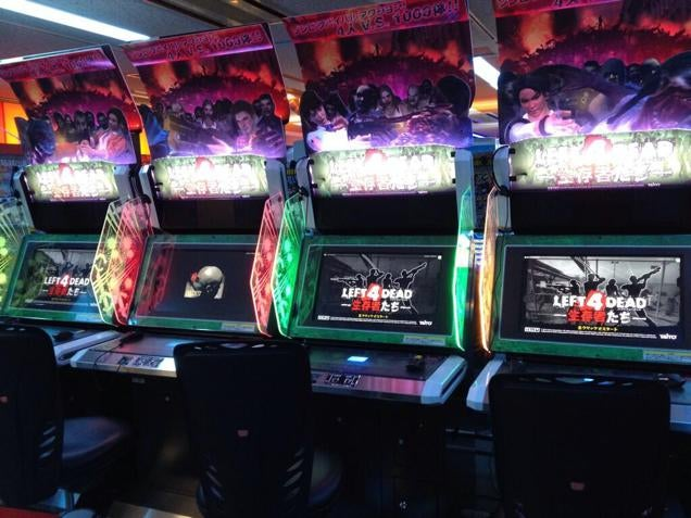 Left 4 Dead's Arcade Game Actually Sounds Kind Of Bad