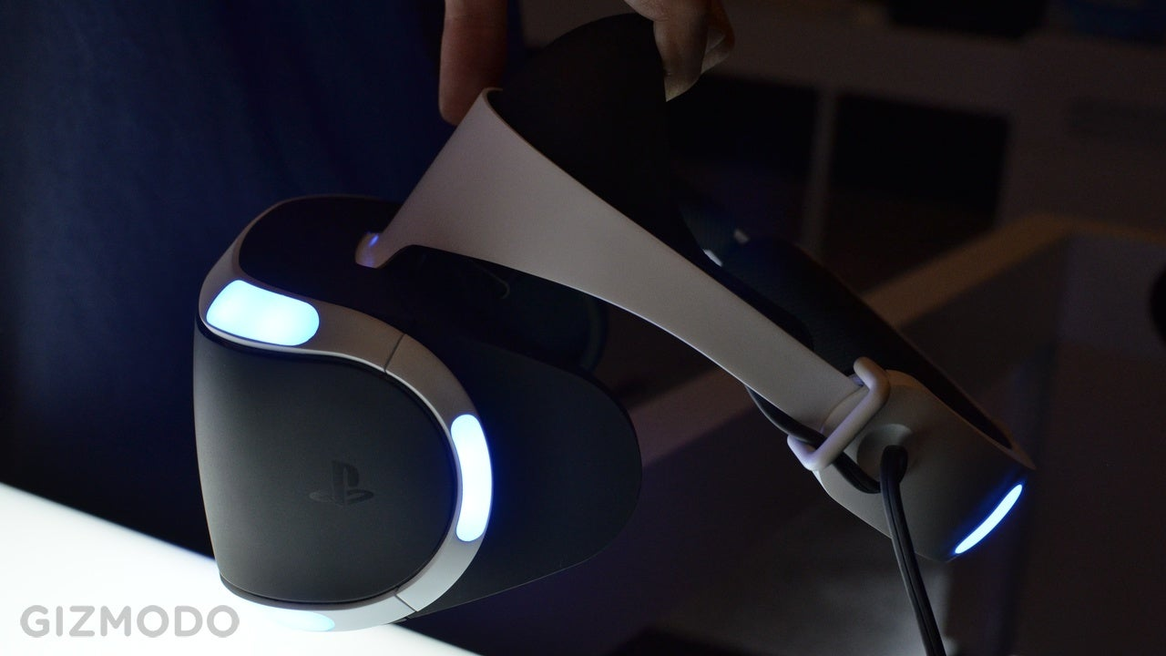 Valve vs. Sony: Who's Got The Better VR Experience?