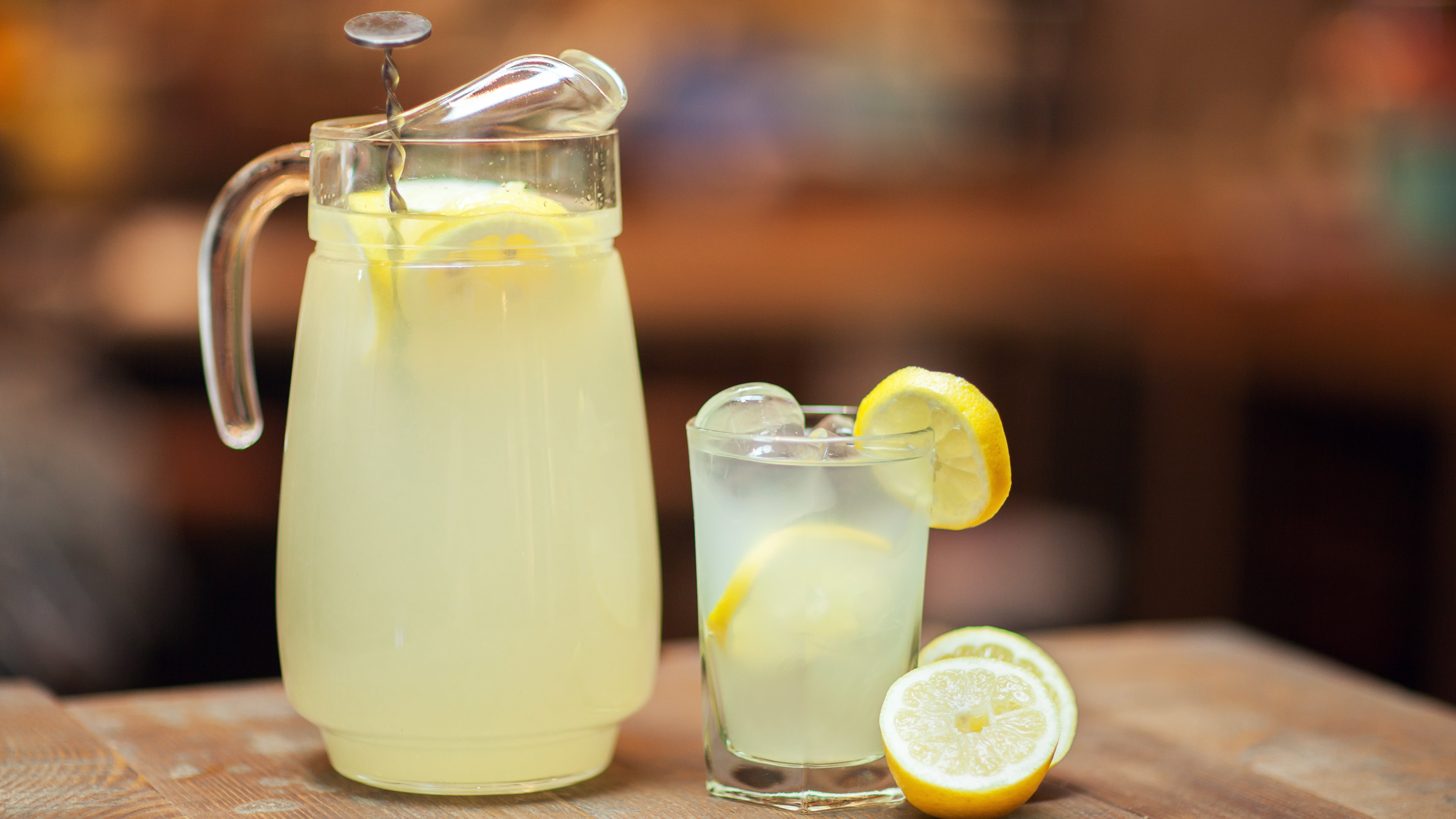 Liven Up Your Lemonade With Sushi Ginger Brine