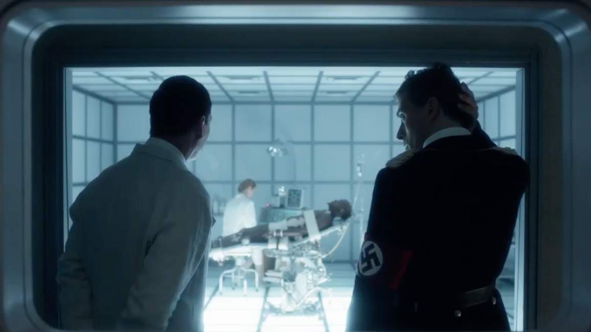 On The Man In The High Castle's New Season, The Nazis Want To Conquer Another Universe