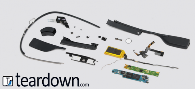 How Much Do the Parts in Google Glass Actually Cost?