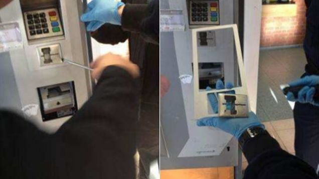 Veteran Pickpocket Explains How ATM Skimmers Are Ruining His Craft