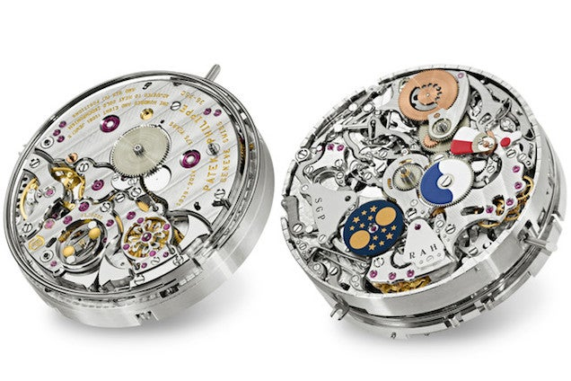 Seeing the world's most complicated watch get built is pretty incredible