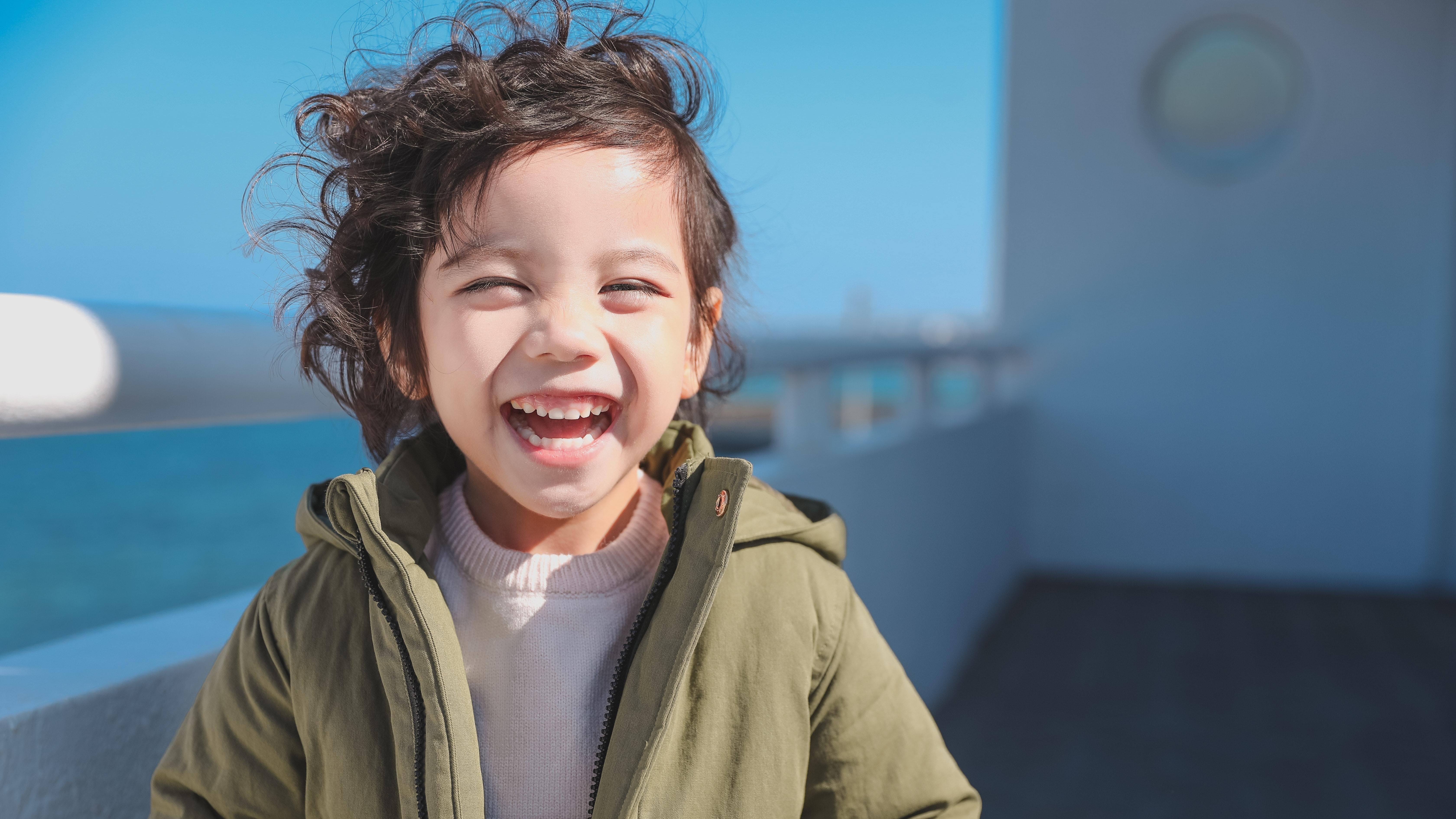 How To Cultivate Your Kid's Sense Of Humour