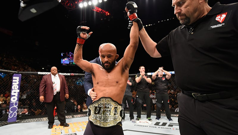 The UFC's Best Champion Doesn't Get Any Love From Fans