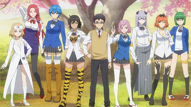 Your Complete Fall 2014 Anime Guide