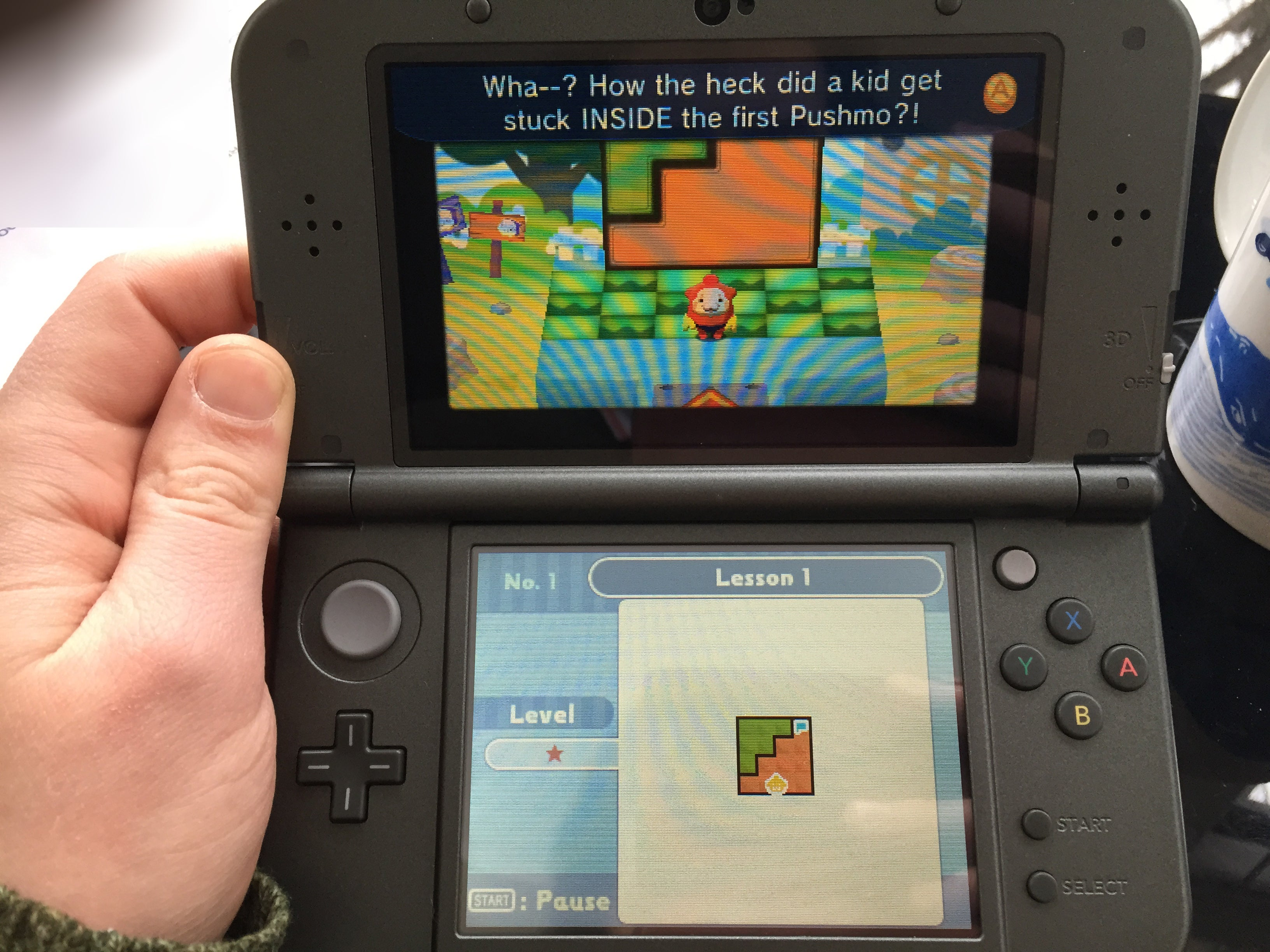 Salvaging Games From A Broken 3DS Is Surprisingly Easy