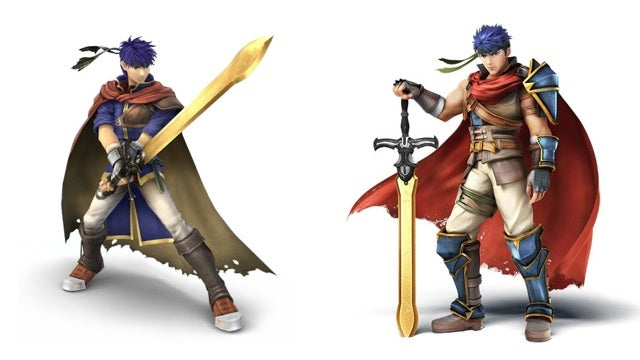 Ike Joins Super Smash Bros., Gets Compared to a Gorilla in Japan