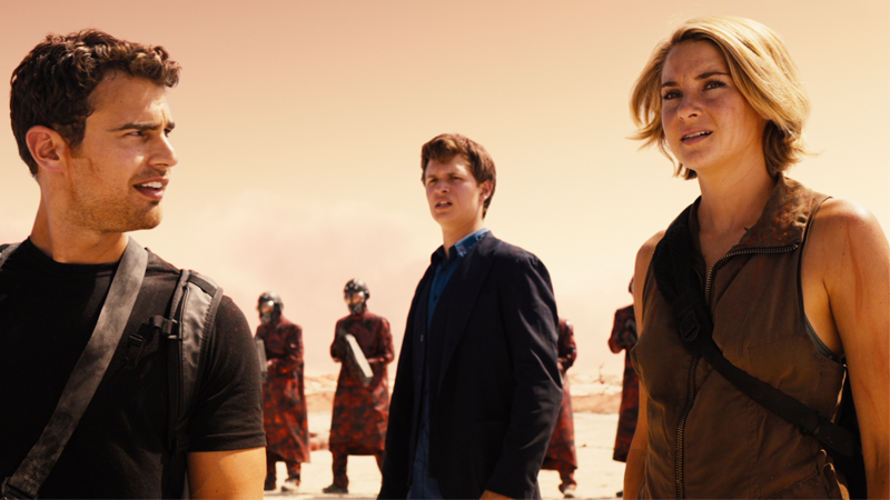 Details On How Lionsgate Wants Divergent to Play Out On TV