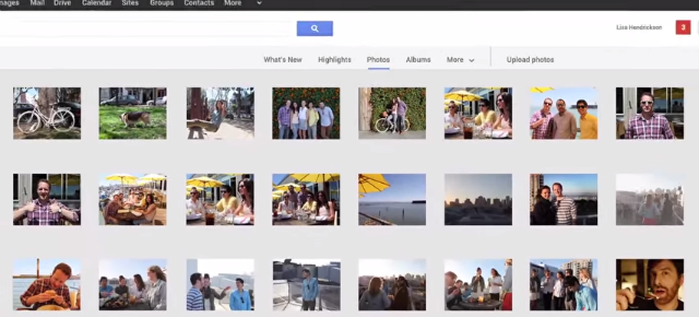 Google's Photo Service Might Finally Escape Google+