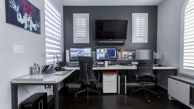 The Picture Perfect Apple App Developers 39 Workspace