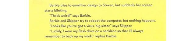 Barbie F*cks It Up Again