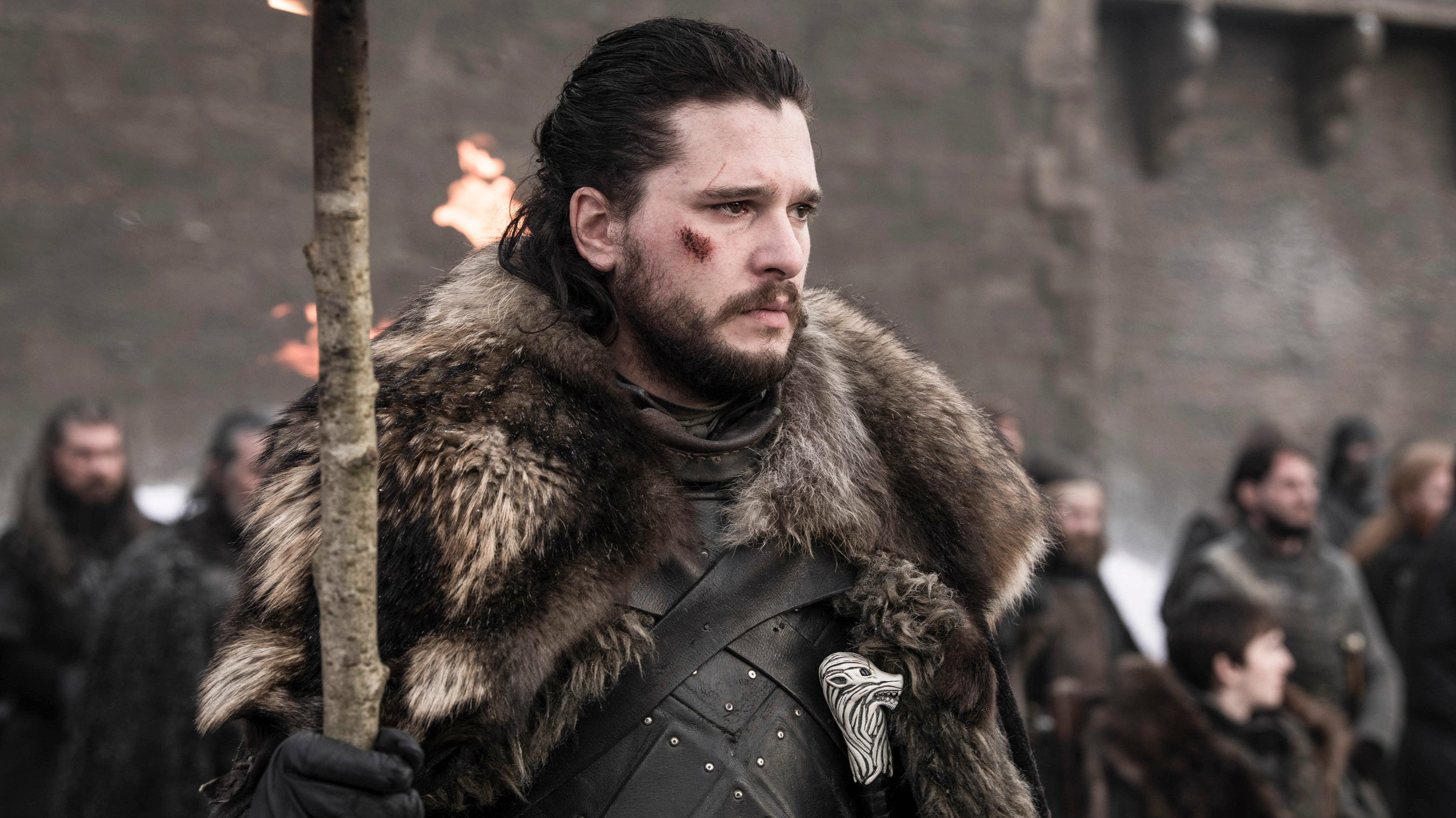 Looking At These Game Of Thrones Teaser Images, You'd Never Guess There Was Almost An Apocalypse