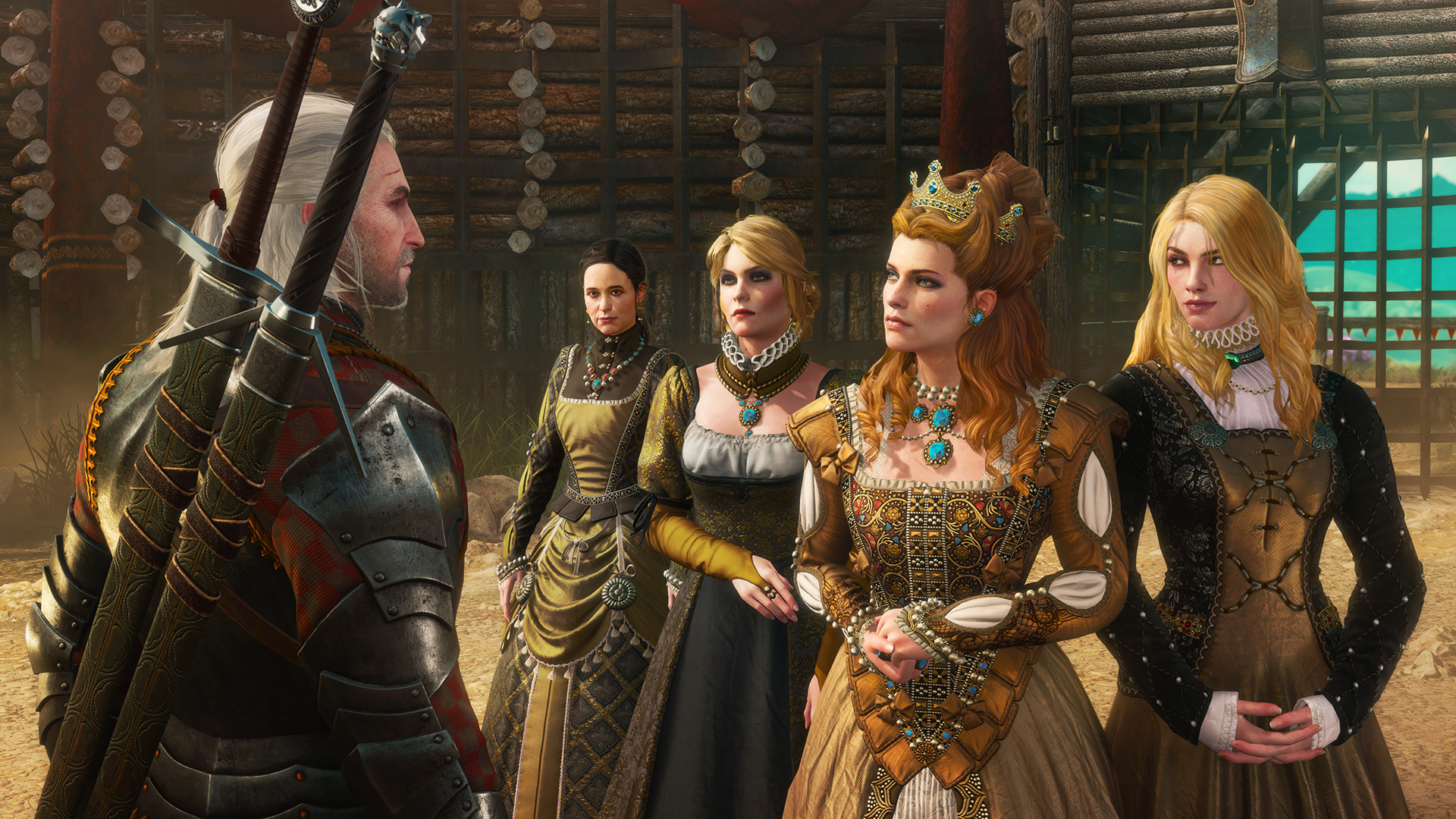 Three Hours With The Witcher 3's Final Expansion, Blood And Wine