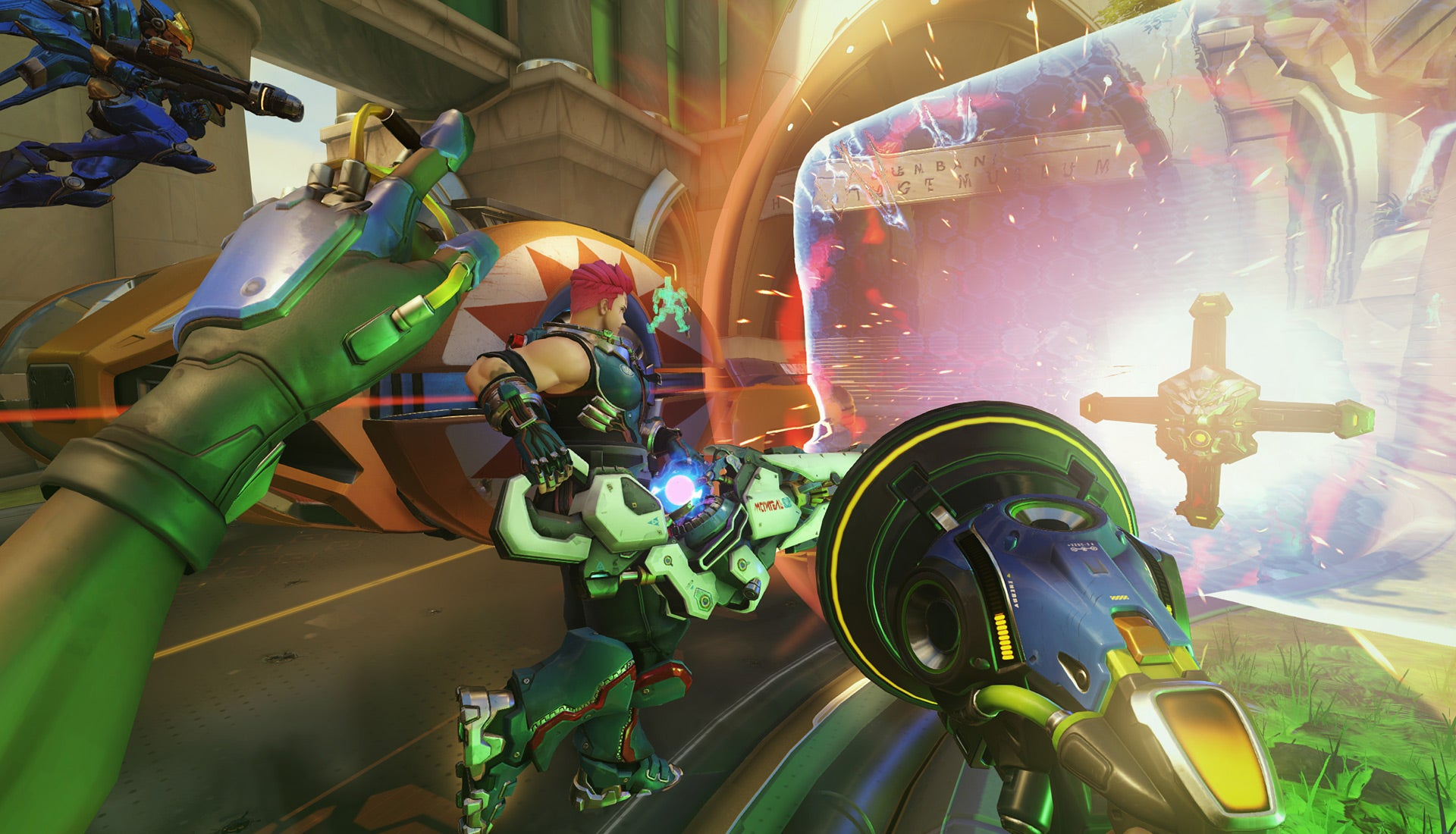 Overwatch Announces Big Changes For Competitive
