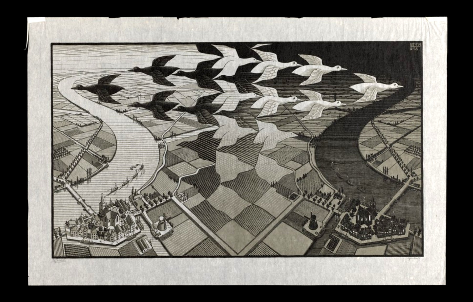 Boston Public Library Put ItsMC Escher Collection Online