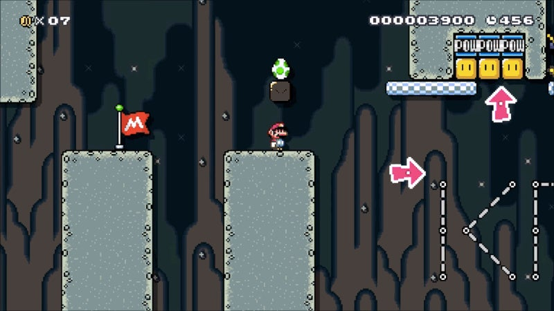 Mario Maker's Cruelest Level Designer Has Made A Stage For Normal People