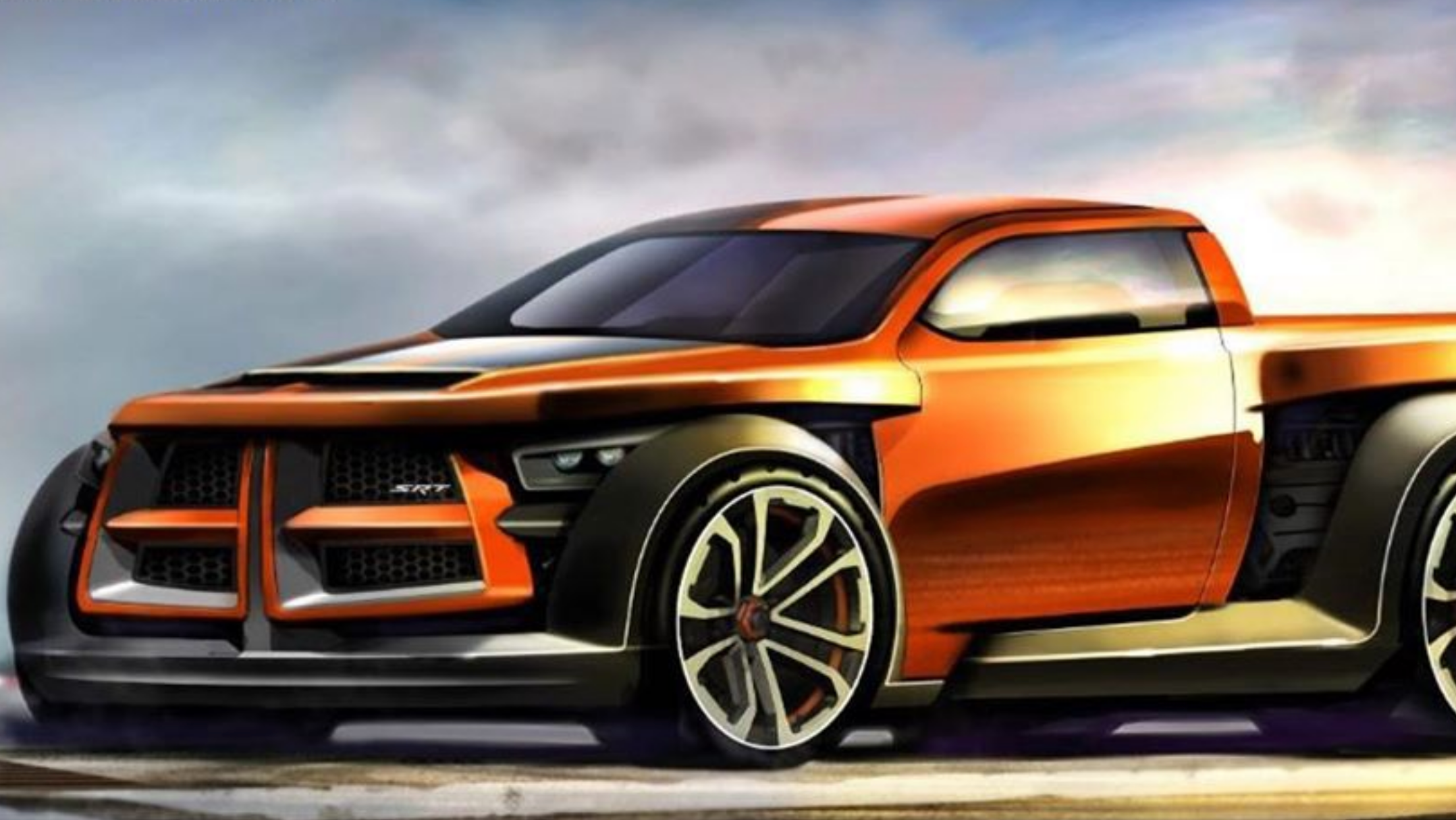Here's FCA's Favourite 'Outrageous' Car Design Competition Winners