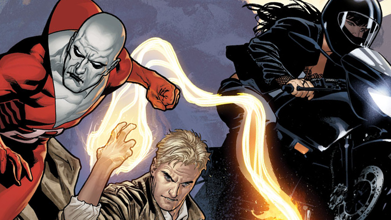 Justice League Dark Will Finally Get A Movie, It Will Just Be Animated