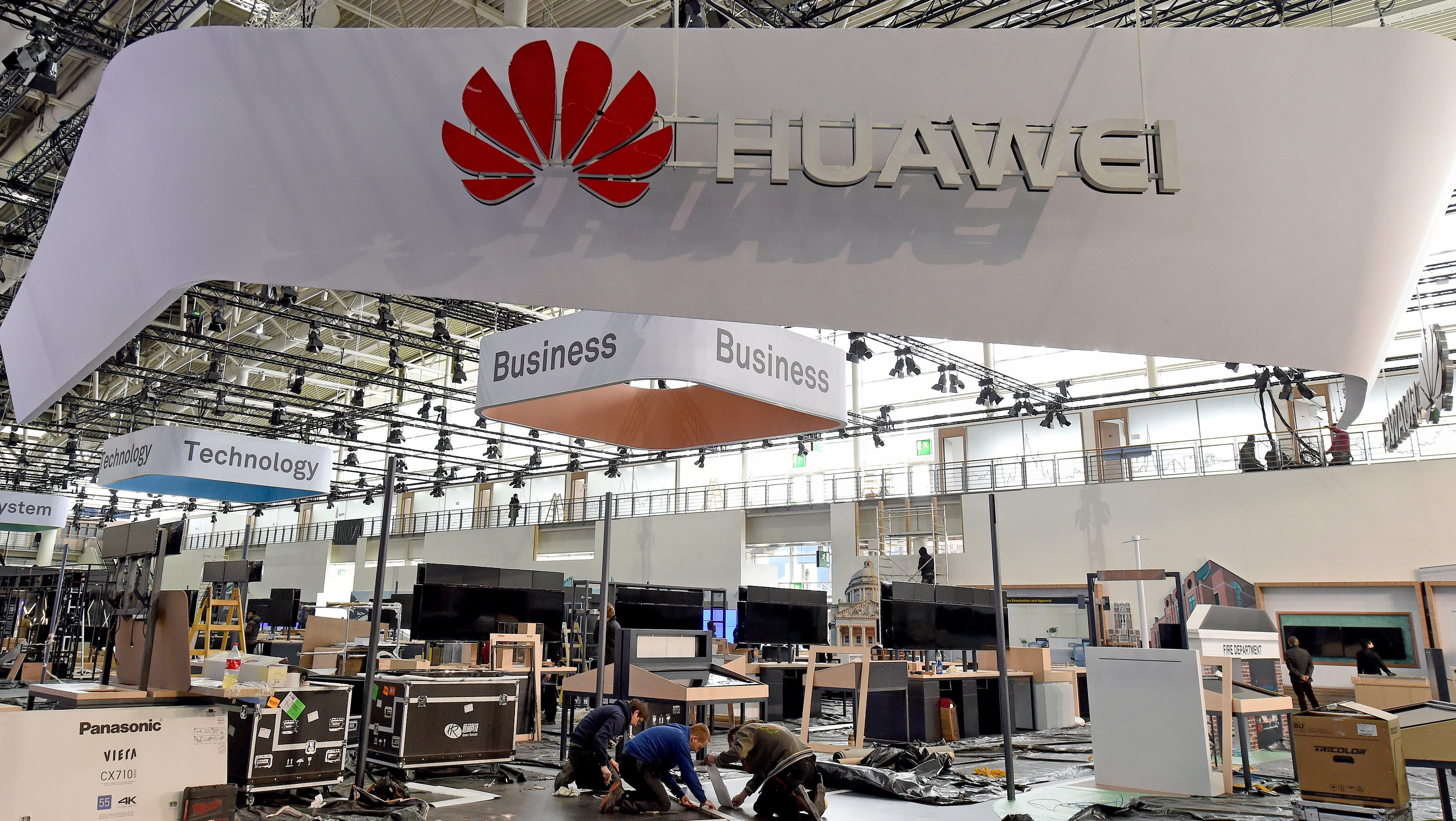 U.S. Warns Germany: Don't Let Huawei Build Your 5G Networks Or Else