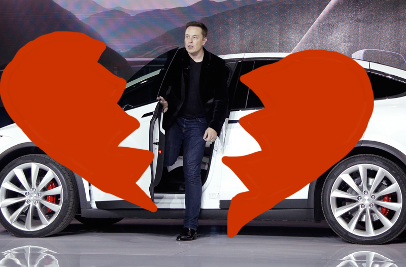 Consumer ReportsSpurns Former Crush Tesla, Ranks Company Among Least Reliable Carmakers