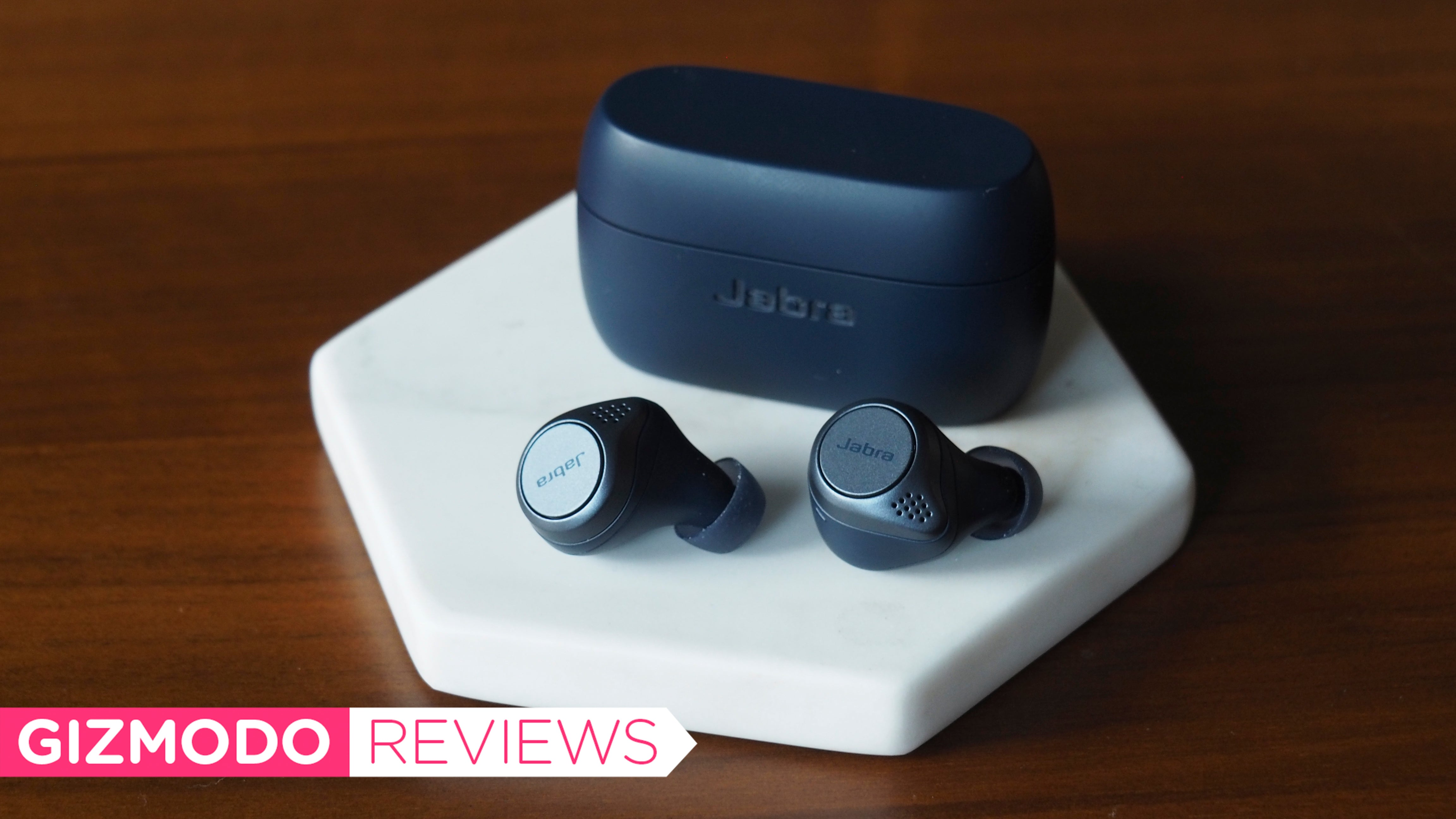 Jabra's New Workout Earbuds Are Perfect
