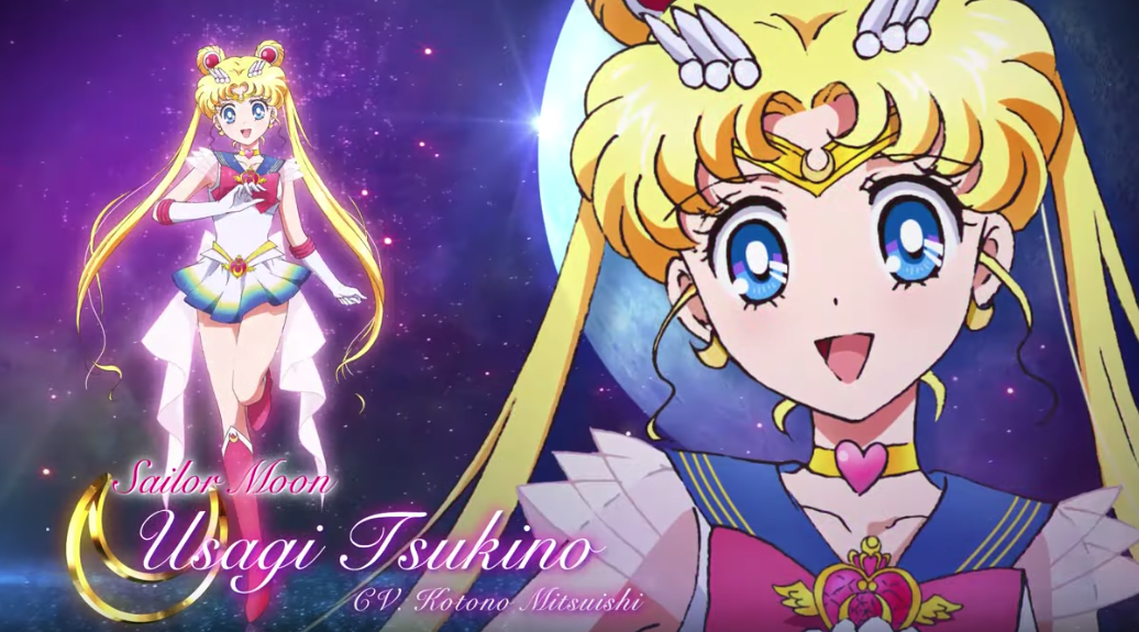 The New Sailor Moon Anime Movie Looks To Please Fans