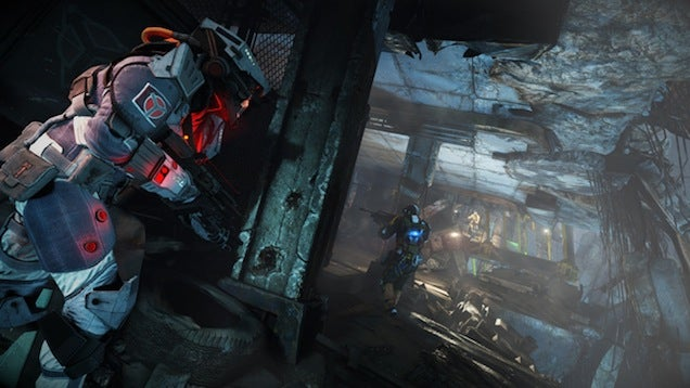 killzone shadow fall 1080p screenshot in windows 8