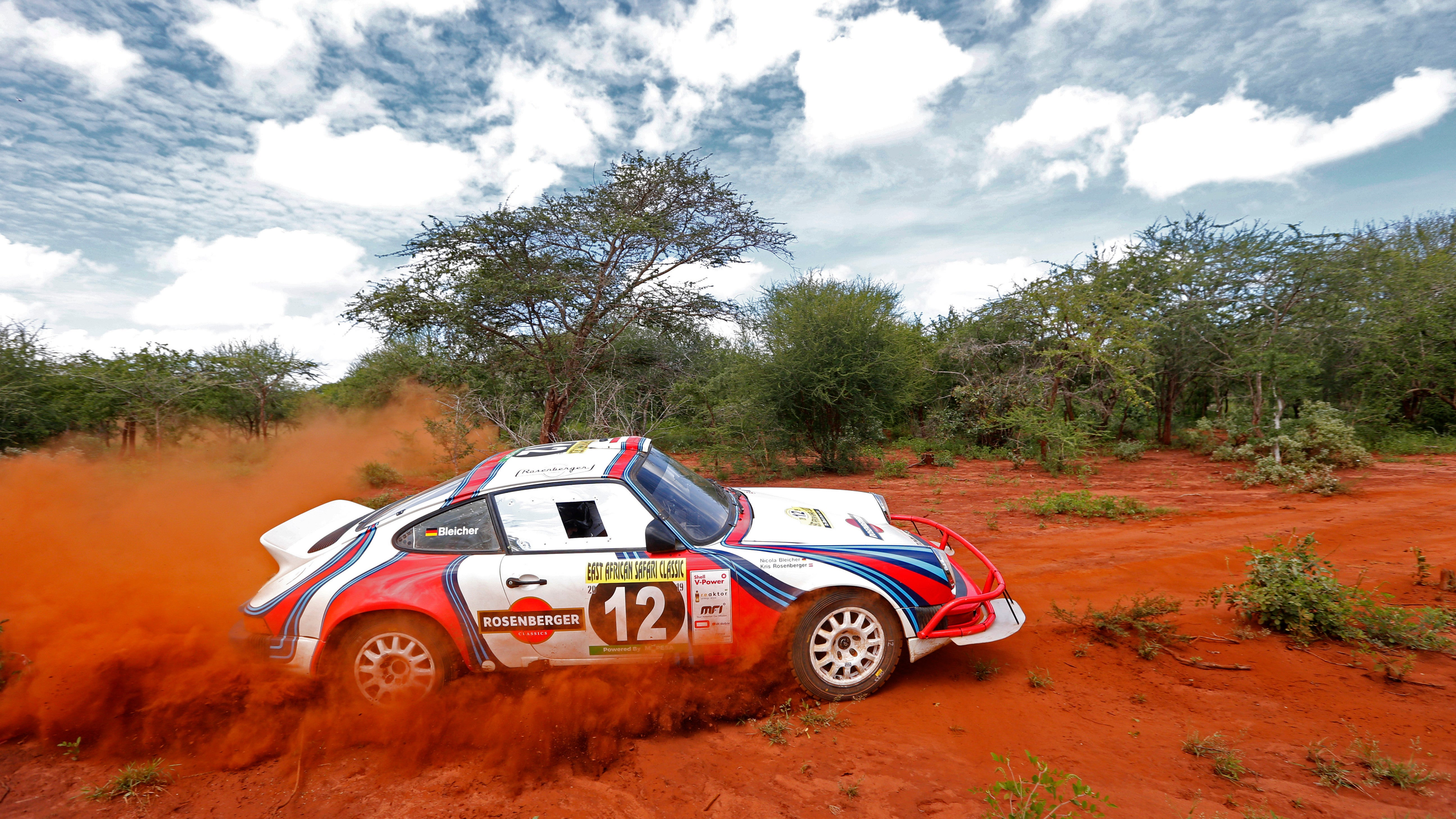 The East African Safari Classic Rally Looks Fun As Hell
