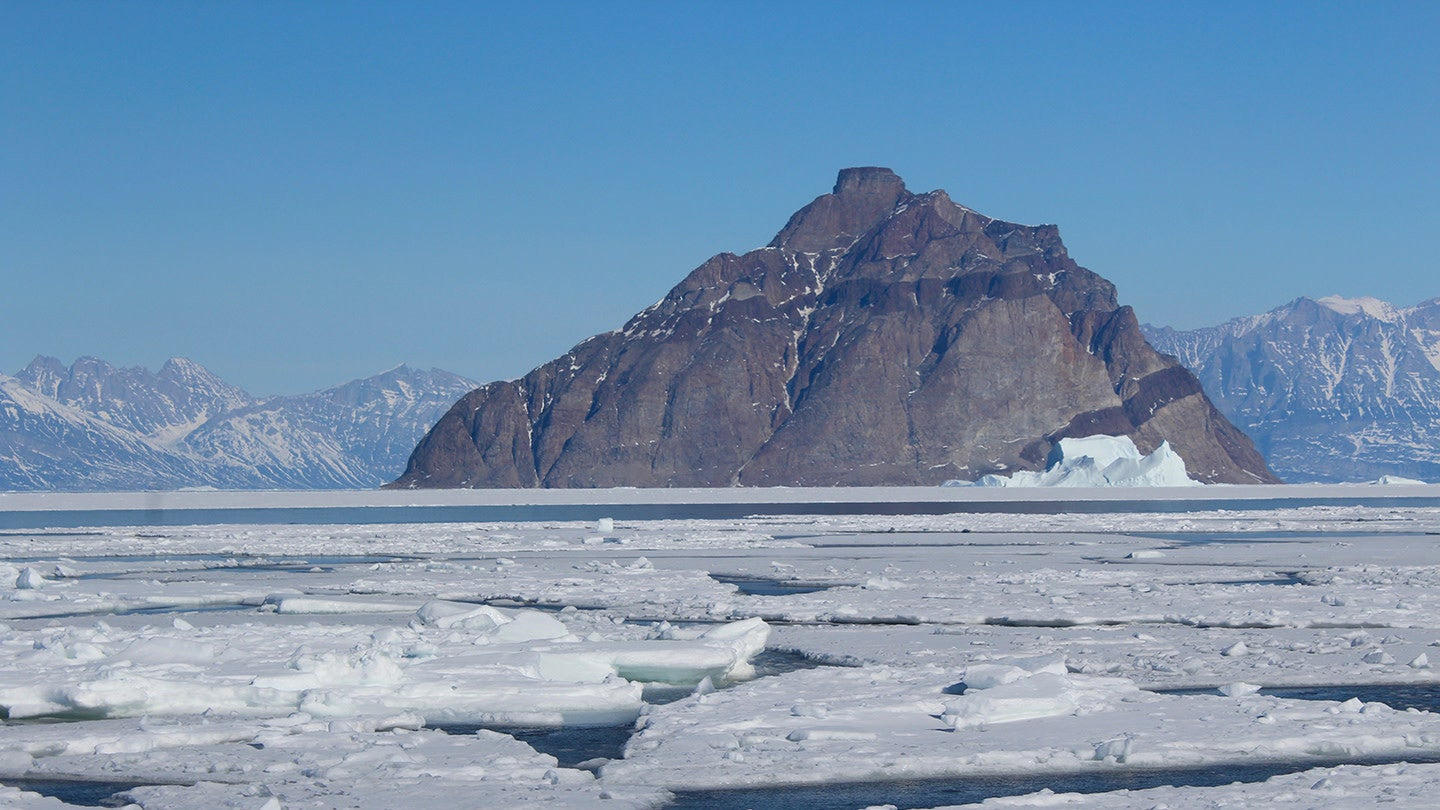 The Sea Ice Arctic Communities Rely On Could Disappear Three Weeks Earlier